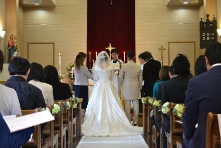 ee7ab28174844 徳山聖マリア教会 教会での出来事